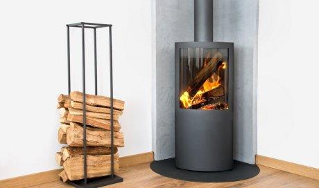 Comment faire pour calculer précisément la quantité livrée de bois de chauffage Ambert